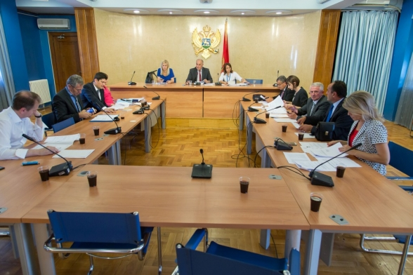 99th meeting of the Committee on Political System, Judiciary and Administration ends