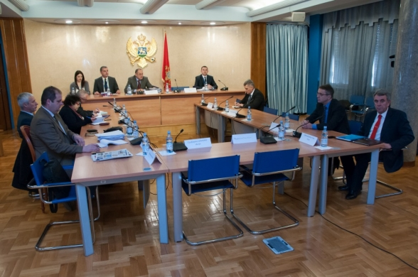 Working Group of Parliamentary Dialogue on Preparing Free Elections holds its 21st meeting