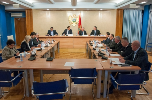 Seventeenth meeting of the Constitutional Committee held