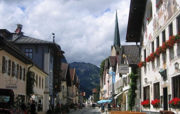 "Garmisch-Partenkirchen: Seminar for MPs ""21st Century Transnational Security Challenges: Role of the Parliament"""
