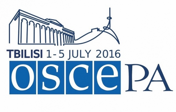 The 25th Annual Session of the OSCE PA to begin in Tbilisi tomorrow