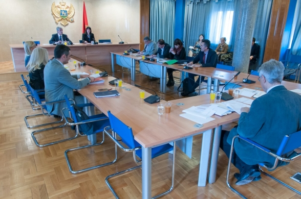 Administrative Committee holds its 65th meeting
