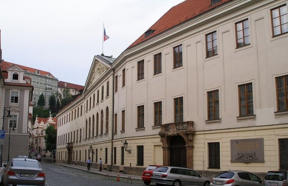 Official visit to Parliament of the Czech Republic ends