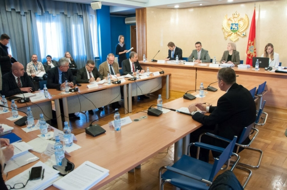 Committee on Economy, Finance and Budget holds its 125th meeting