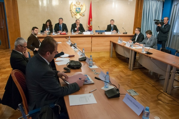 Working Group of Parliamentary Dialogue on Preparing Free Elections holds its seventeenth meeting