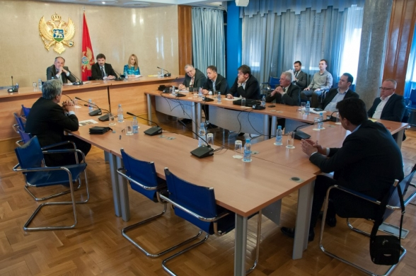 Committee on International Relations and Emigrants holds its 54th meeting