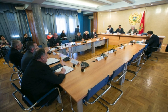 Committee on Economy, Finance and Budget holds its 123rd meeting