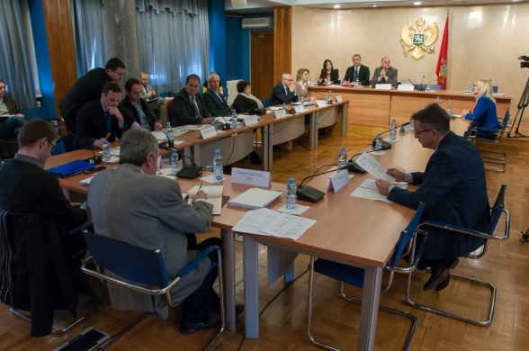 Working Group of Parliamentary Dialogue on Preparing Free Elections holds its fifteenth meeting