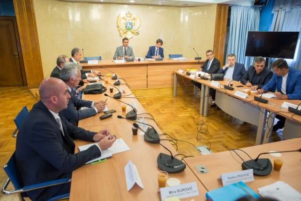 Committee on Economy, Finance and Budget holds its 158th meeting