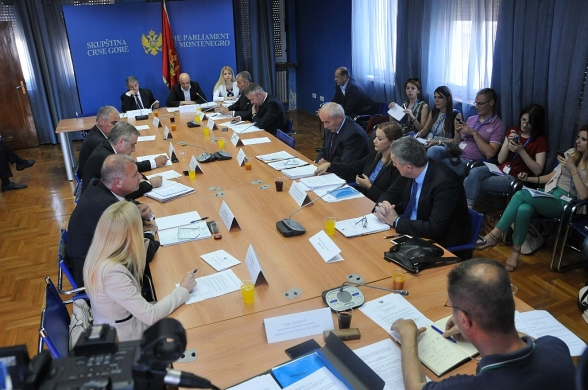 Commission for Monitoring and Control of the Privatisation Procedure holds its 21st meeting
