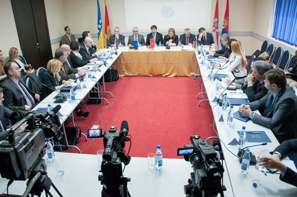Fourth meeting of the Committees on Foreign Affairs of Montenegro, Bosnia and Herzegovina, the Republic of Croatia and the Republic of Serbia held