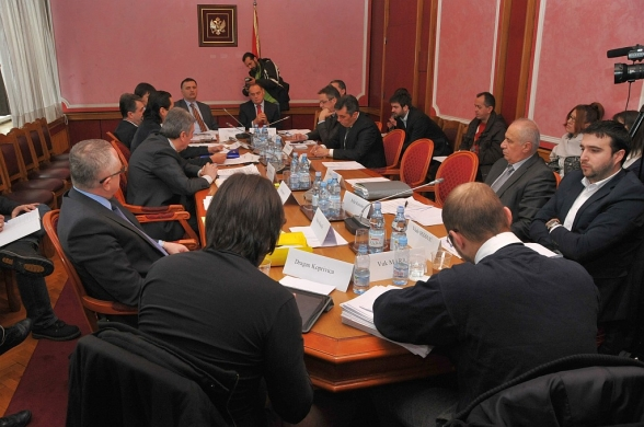 34th meeting of the Working Group for Building Trust in the Election Process held