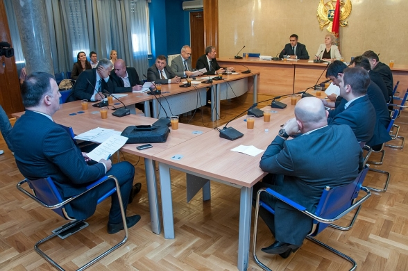 Fourteenth meeting of the Committee on Economy, Finance and Budget held