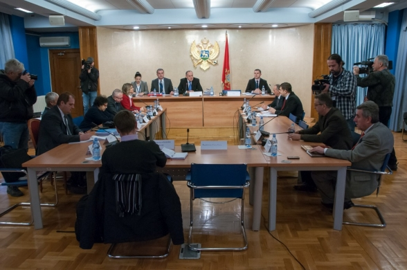 Working Group of Parliamentary Dialogue on Preparing Free Elections holds its twentieth meeting