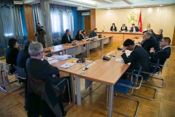 Committee on International Relations and Emigrants and Committee on European Integration hold their sixth joint meeting
