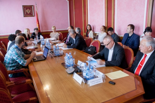 Security and Defence Committee holds its 43rd meeting