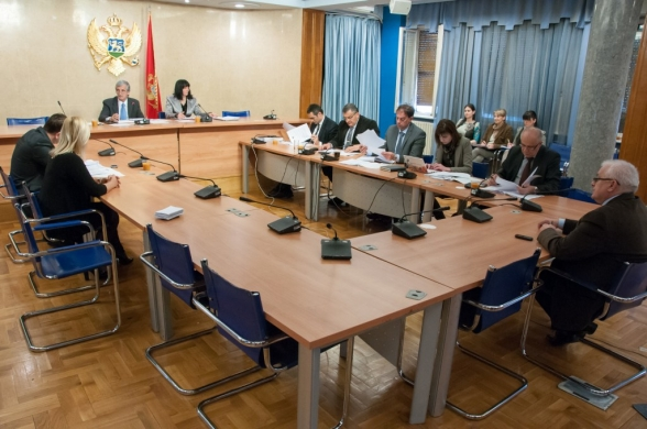 32nd meeting of the Administrative Committee held