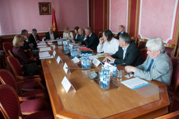 Commission for Monitoring and Control of the Privatisation Procedure holds its 20th meeting