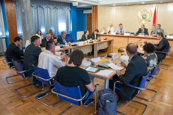 Fifth Meeting of the Working Group for Building Trust in the Election Process held