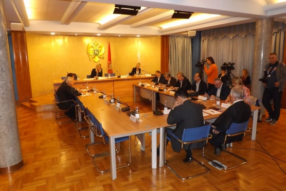 Security and Defence Committee holds its 46th meeting