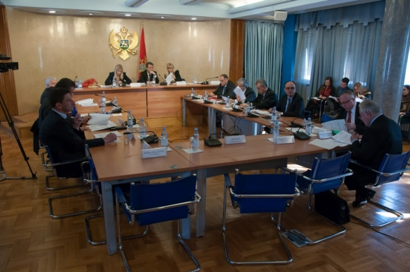 Defence and Security Committee holds its 34th meeting