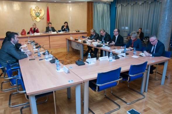 Security and Defence Committee holds its 31st meeting