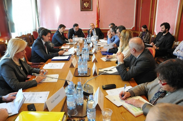 Working Group for Building Trust in the Election Process held its 33rd meeting