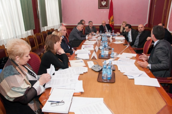 Commission for Monitoring and Control of the Privatisation Procedure holds its eighteenth meeting