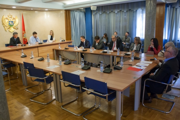 Committee on International Relations and Emigrants holds its 66th meeting