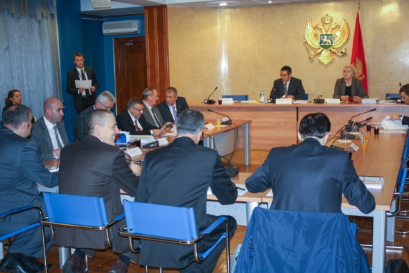 121st meeting of the Committee on Economy, Finance and Budget ends