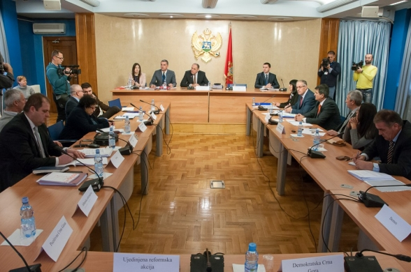 Working Group of Parliamentary Dialogue on Preparing Free Elections holds its eighteenth meeting