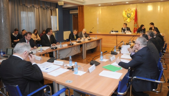 Security and Defence Committee holds its 33rd meeting