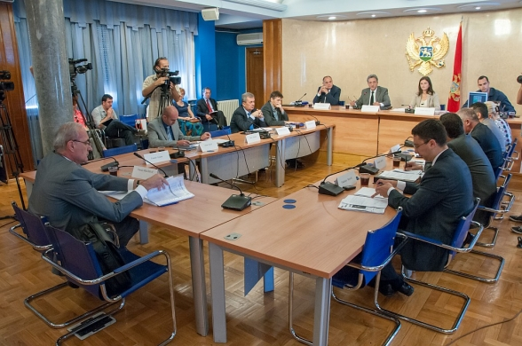 Eighth meeting of the Inquiry Committee ended