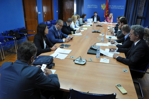Committee on International Relations and Emigrants holds its 55th meeting