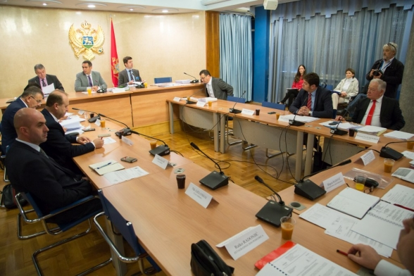Seventh meeting of the Inquiry Committee addressing the issue of JSC Tobacco Plant Podgorica in bankruptcy ends