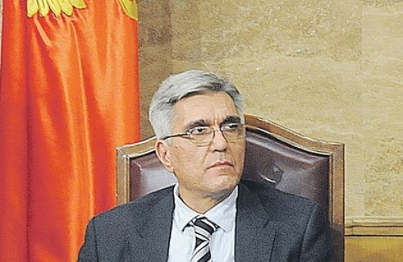 Secretary General of the Parliament of Montenegro today to receive Secretary General of the Assembly of Kosovo