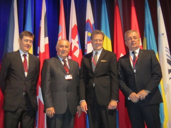 Day four of the 61st Annual Session of the NATO Parliamentary Assembly