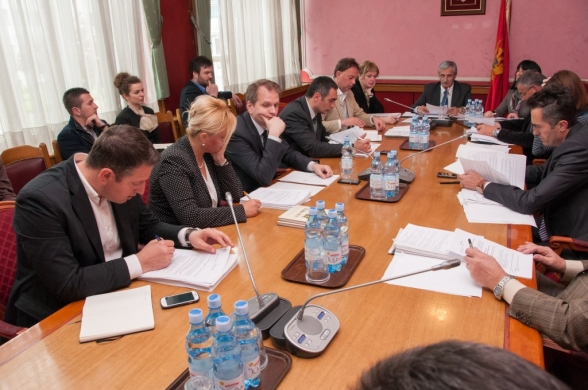 35th meeting of the Administrative Committee held