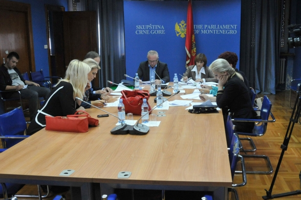 Third meeting of the Working Group for drafting a Code of Ethics for MPs