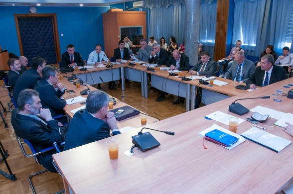 Fifteenth Meeting of the Committee on Economy, Finance and Budget held