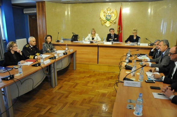 Security and Defence Committee holds its 39th meeting