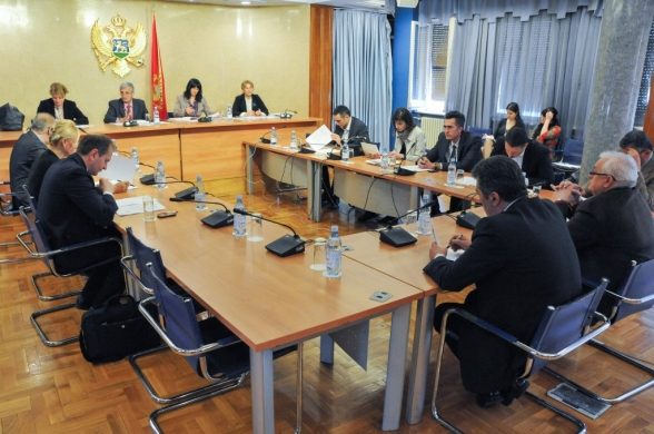 33rd meeting of the Administrative Committee held