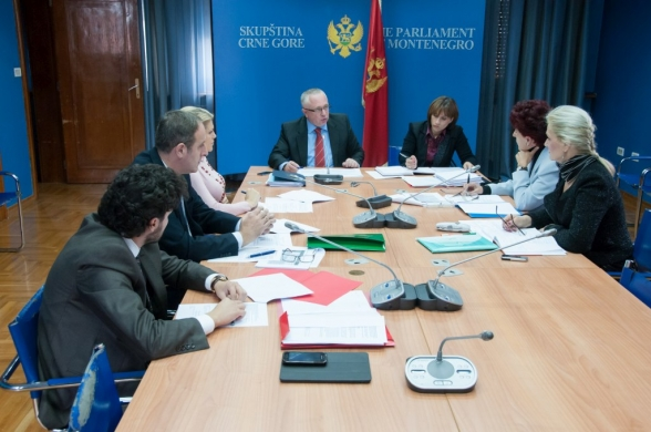 Fourth meeting of the Working Group for drafting a Code of Ethics for MPs held