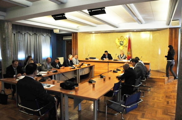Sixteenth meeting of the Committee on Economy, Finance and Budget held