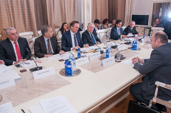 Constitutional Committee started the Eighteenth meeting