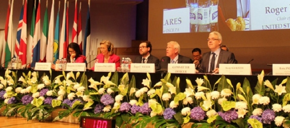 The 24th PACE Annual Session ends