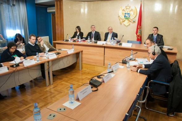 Working Group of Parliamentary Dialogue on Preparing Free Elections holds its nineteenth meeting