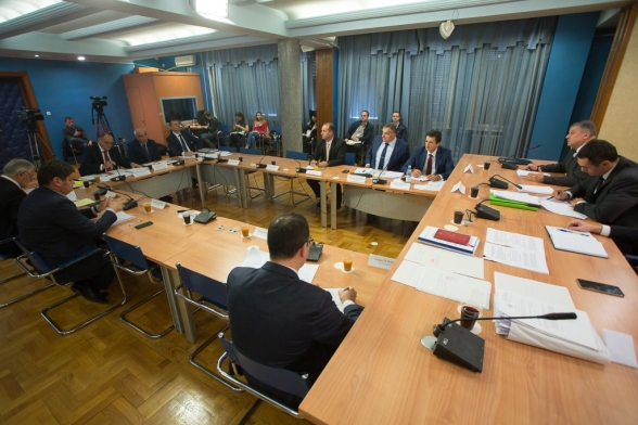 Inquiry Committee addressing the issue of JSC Tobacco Plant Podgorica in bankruptcy ends its eight meeting