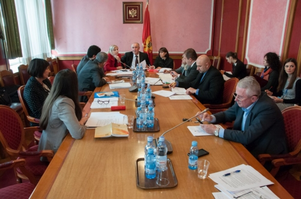 Committee on Political System, Judiciary and Administration held 74th meeting