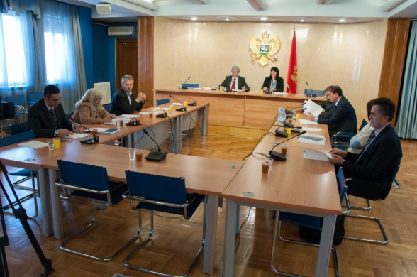 Administrative Committee holds its 64th meeting